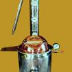 180 literes pálinkafőző berendezés